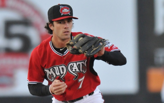 Swanson played in 21 games for the Mudcats in 2016 before being promoted to Double-A Mississippi.